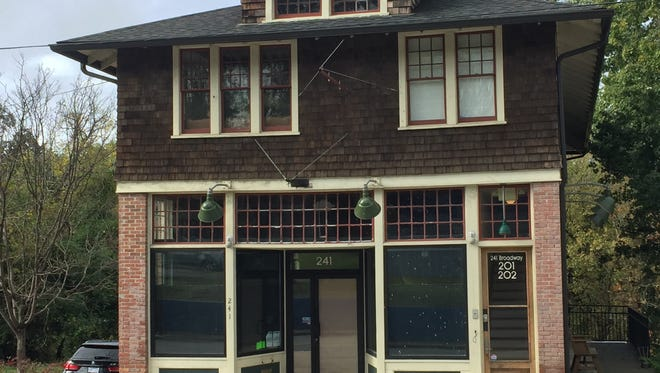 The site of Broadway's newest watering hole, Little Jumbo, slated to open in early November.