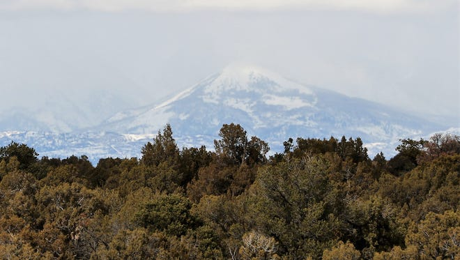 A wetter-than-normal winter in the Four Corners region has resulted in a good snowpack in the mountains of southwest Colorado.