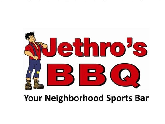 Win a $50 gift card to Jethro's BBQ & Splash Seafood Bar & Grill!