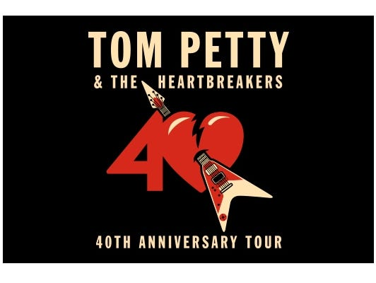 Rejoice, rock fans.Icon Tom Petty and The Heartbreakers arefree fallin' their wayto Iowa this summer.