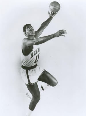 Willis Reed in this New York Knicks publicity photo from 1972. Reed, from Bernice, will be a special guest at Thursday's Sports Greats Dinner in Farmerville.