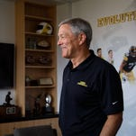Kirk Ferentz talks about his wife and family life as a head coach