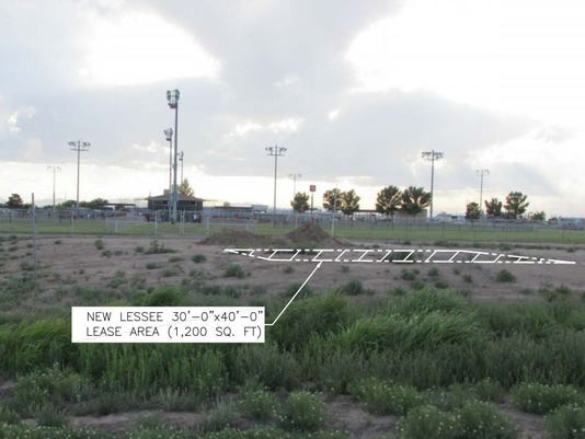 Alamogordo Verizon Tower 1