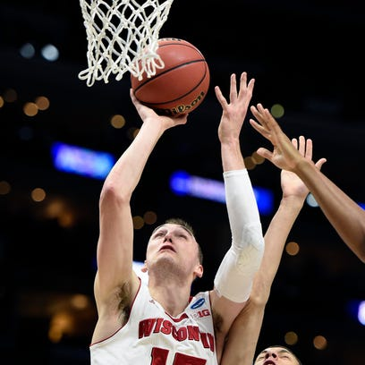 All the highlights from the Sweet 16