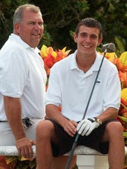 Billy Horschel, then a 10th grader with Bayside High's