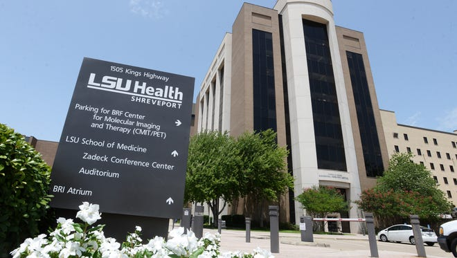 LSU Health Sciences Center medical school in Shreveport received a low rating for fiscal health from the Louisiana Board of Regents.