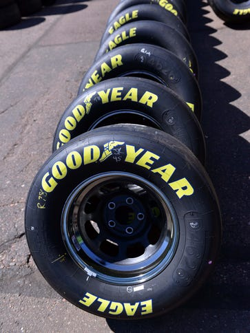 NASCAR is conducting a third-party audit on some tires
