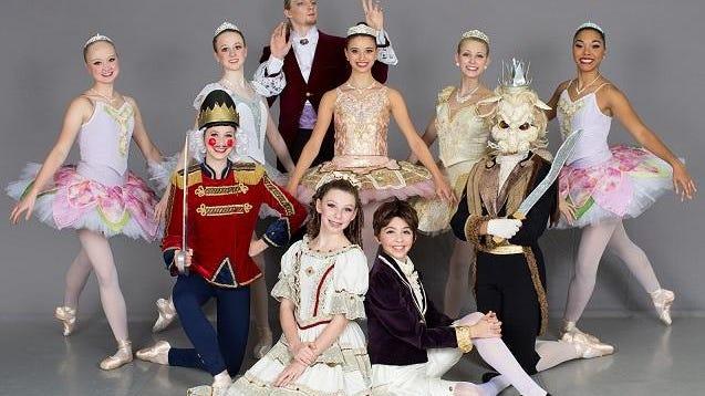 Nutcracker comes to the Wharton Center courtesy of the Capital Ballet Theatre on Thanksgiving weekend.