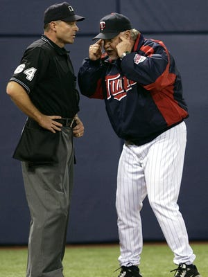 Ron Gardenhire is known for his fiery approach to the game.