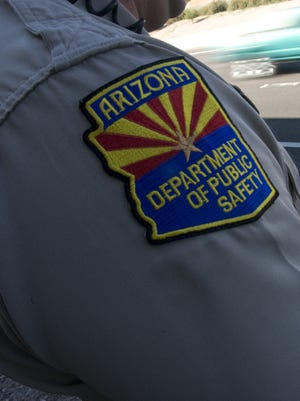 Arizona Department of Public Safety trooper.