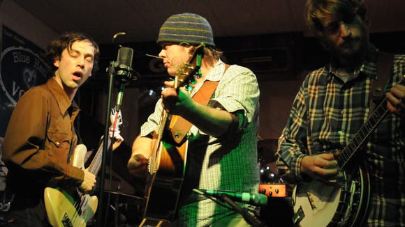 Chester River Runoff headlines Sunday's Brewgrass Fest in Milford.