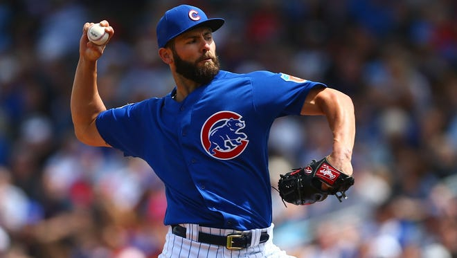 Jake Arrieta and the Cubs are among the favorites to win the World Series this season despite a 109-year title drought.