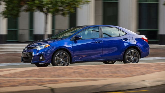 The 2014 Toyota Corolla S shows that Toyota can offer a fuel-efficient, durable Corolla that also looks stylish, drives well and is loaded with features.