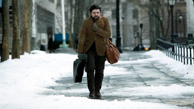 Oscar Isaac anchors 'Inside Llewyn Davis,' the latest comedy from the Coen Brothers, in the titular role.