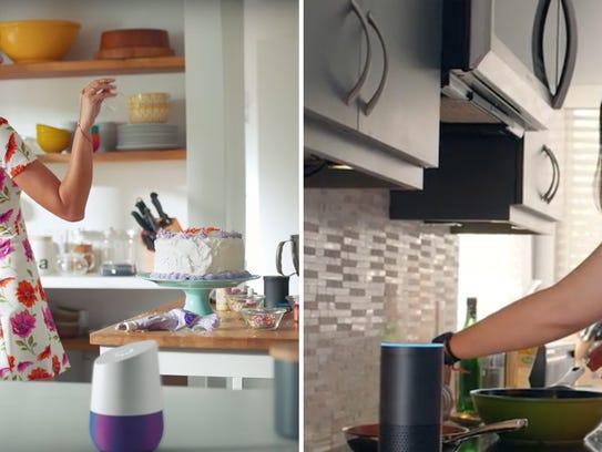 Apple S Siri Speaker To Challenge Google Amazon
