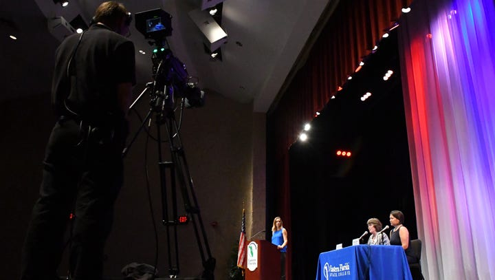 Why won't these Brevard County lawmakers show up at election forums? | Rangel