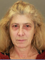 Evelyn Stefos, 58, charged with forging a prosecutor's