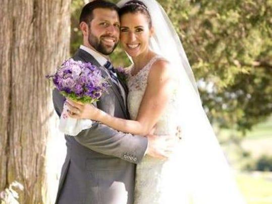 Weddings: Bethany Butson & Gunnar Crowell