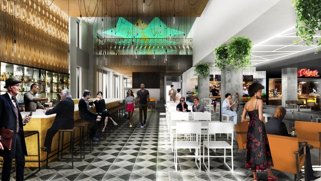 New Food Hall Coming To Wilmington S Dupont Building