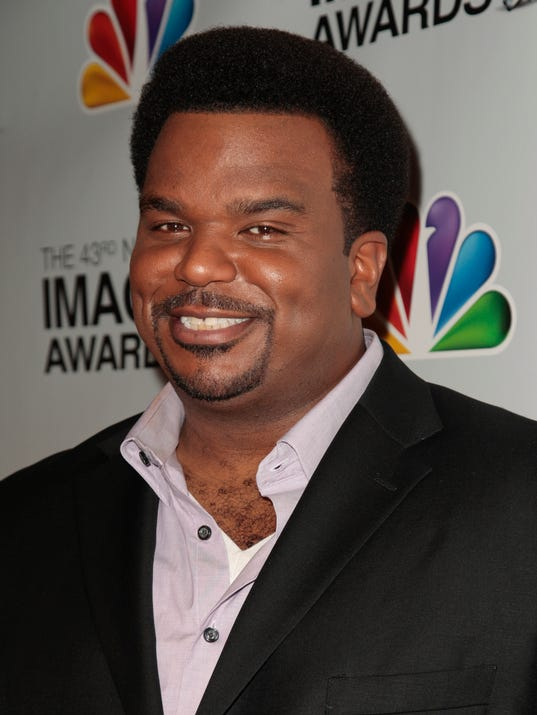 'Office' actor Craig Robinson fined in minor drug bust