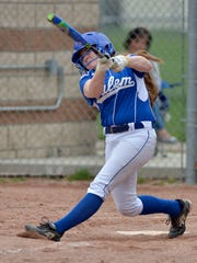 Delivering one of four hits Monday against Livonia