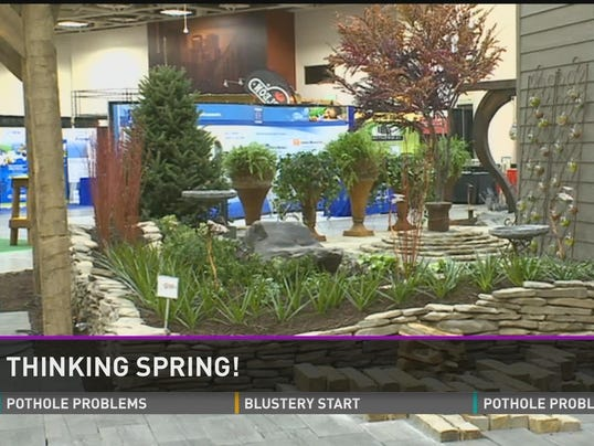 Escape To The Home And Garden Show