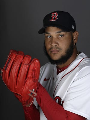 Red Sox left-hander Eduardo Rodriguez soberly recounted his battle with COVID-19 during his first media briefing of Summer Camp on Sunday.