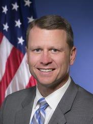 U.S. Attorney Mike Hurst