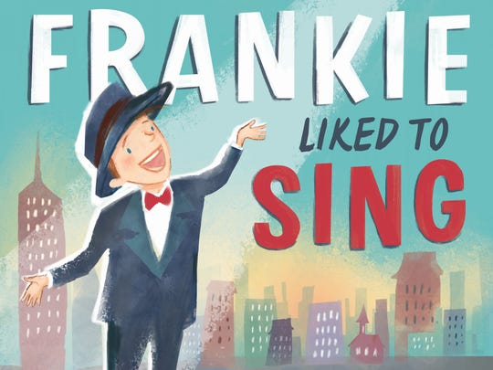 """Frankie Liked To Sing"" introduces children to the life and career of Ol' Blue Eyes."
