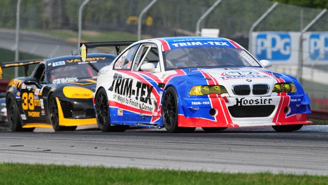 Drivers competed in the opening day of the SCCA National Championship Runoffs on Friday at the Mid-Ohio Sports Car Course.
