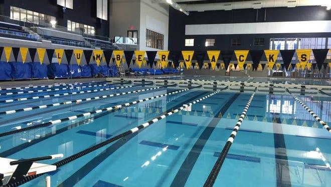 Aquatic and Tennis Complex