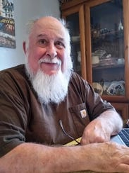 Army veteran Roy Dille, 70, retired from the City of