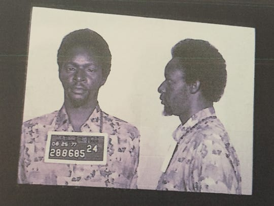 Robert Alvin was arrested and charged in 1981 for the