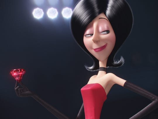 'Minions' villain Scarlet Overkill is described as