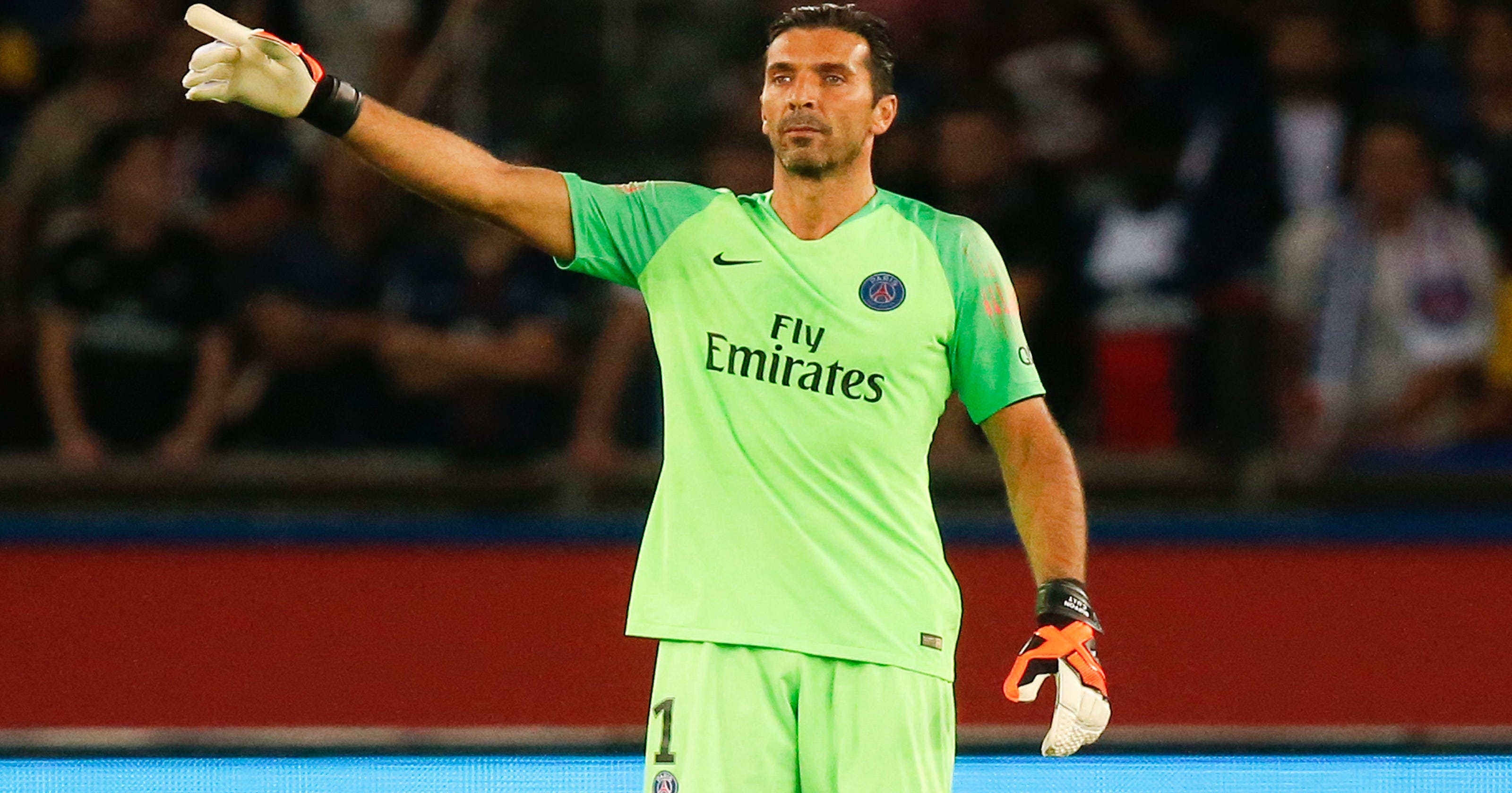Buffon has a chance to show why PSG signed him 422d483fc