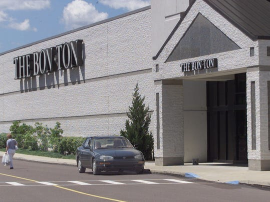 Pictured is a Bon-Ton store in Pottstown, Penna., that closed in 2004. In line with news of the company's other closings over the past decade, Bon-Ton, Inc. has announced Wednesday afternoon that it will close three stores in New York, West Virginia and Ohio.