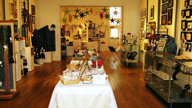 Staunton Augusta Art Center transforms its galleries into Art for Gifts, a holiday shopping boutique opening Nov. 13.