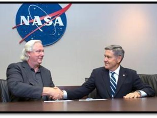 Lvx System Reaches Agreement With Nasa