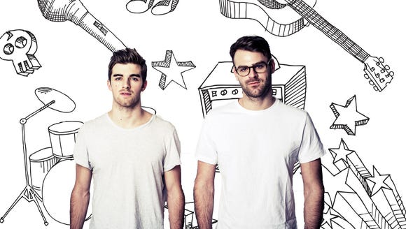 The Chainsmokers.