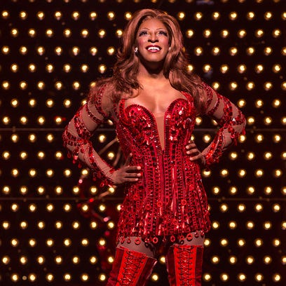 """Milwaukee native Kyle Taylor Parker is among the stars in the """"Kinky Boots"""" tour coming to the PAC."""