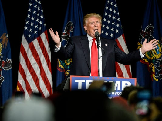 USP NEWS: TRUMP RALLY IN PENNSYLVANIA A ELN USA PA