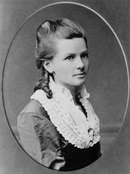 Bertha Benz is being inducted into the Automotive Hall