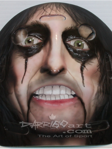 Alice Cooper Mask by David Arrigo