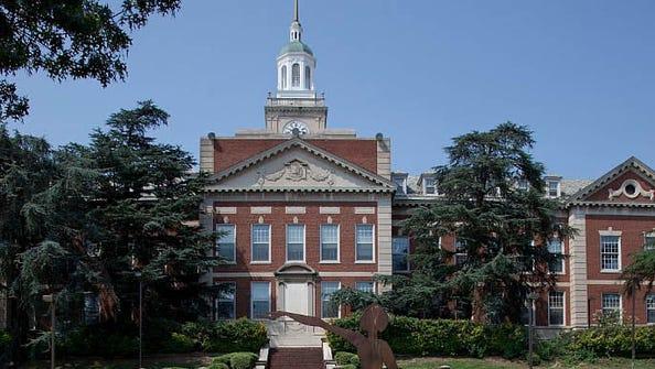Howard University in Washington D.C.  -  The University