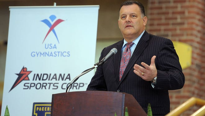 Reports have surfaced that board members of the United States Olympic Committee want Steve Penny, president of USA Gymnastics, to resign. An attorney representing more than 70 alleged sexual abuse victims wants the USOC to de-certify USA Gymnastics as the sport's national governing body.