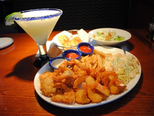 A three-dish combo at Red Lobster: 2,710 calories.