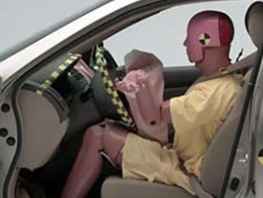 regulators demand takata documents on airbags. Black Bedroom Furniture Sets. Home Design Ideas