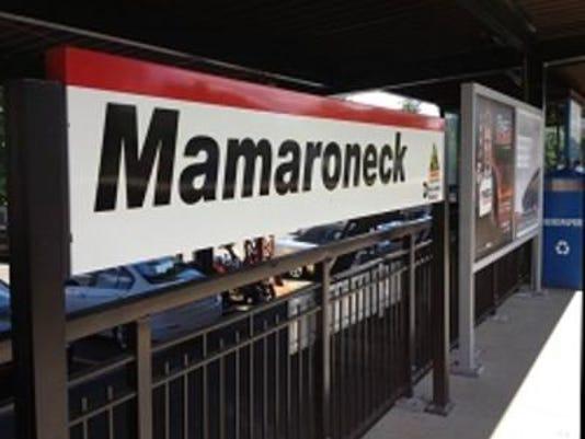 Mamaroneck train station