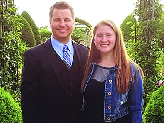 Jessica Rafferty and Tim Mrozinski engagement