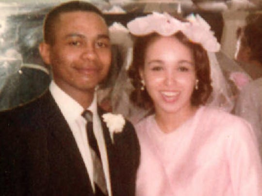 Lloyd and Jacqueline Pegues anniversary